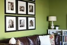 home walls frames