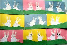 Easter Egg-citement / by Amber Killian