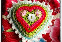 Crochet heart / by Iris Stogmeyer