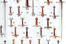 Weapons - Swords
