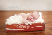 Vintage Newborn Ideas for Mom