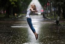 Rain Shoot Ideas