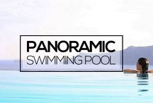 Best Panoramic Swimming Pool / If you like the idea of enjoying a swim in the lap of luxury while admiring magnificent views at almost every turn in the pool, this range of hotels with the best panoramic swimming pools is almost certainly for you. #BoutiqueHotel #Pool #Panoramic