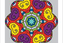 mandalas / by Beth Cool