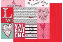 Love Notes by Becky Fleck / The doodle-inspired style of Love Notes is perfect for every love-themed project, from Valentine's Day cards everyday love sentiments. Pass a Love Note to the one you love!
