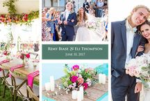 Real Weddings on the Outer Banks / Get inspired from Brides who have already taken the walk down the isle. From photographers, caterers, florists, beauty, planners, officiants and every other detail.