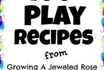 100+ recipes: dough, slime, goop etc