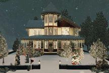 Sims 3 Christmas