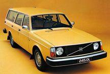 Classic Volvo 245s