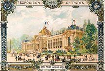 Paris 1900 / by Carole Poncelet
