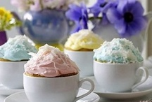 Wedding Shower Cup Cakes