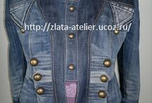 переделки из джинсы