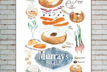 Food print