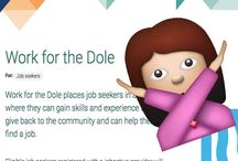 Work for the dole - How to make the best out of a bad situation