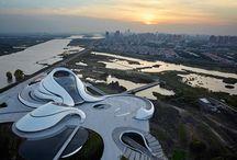 Harbin Opera House-哈爾濱歌劇院 / 風與水刻畫壯闊詩意
