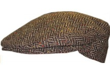 Irish Tweed Caps / Irish Tweed hats have an authenticity that speaks volumes about the person wearing one. Imported directly from Ireland these authentic Irish tweed caps are a required item for every Irish American wardrobe. A fashion item yes, but worn a certain way tweed caps can also be whimsical and fun. We carry both the Flat Cap and Driving Hat styles in a selection of colors.