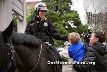 Portland Mounted Patrol Videos