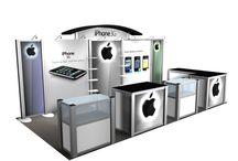 Work - Booth Design / Booth design I like