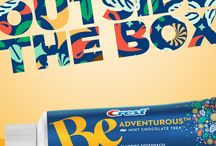 Crest Be #BeBold / Crest products, information, reviews, and more.  / by Chrysa Duran