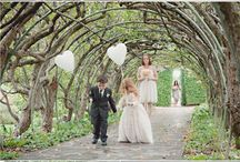 Wedding inspiration + DIY / Wedding inspiration, invitations, table setting, flowers etc