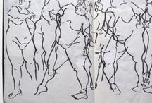 Portrait and figure drawing