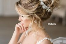 Wedding Hairstyle Прическа