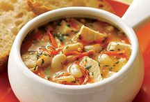 soups/stews / by Saira Sayeed