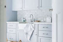 ➳ { Laundry Room } Designs
