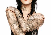 Tattoo / Tattoo  is #art, customize your body.