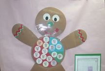 Gingerbread man / by Michelle Chandler