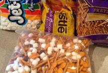 Peanut Free Snacks