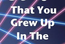 Back to the 90s / I was born in 1996. So I am the 90s kid  Great decade and awesome music! Memories!