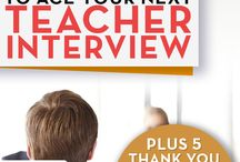 Teaching interview tips