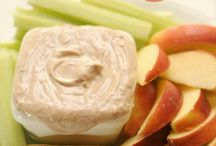 Healthy snacks/eats / by Rachel Apling