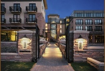 Colorado Luxury Hotels and B&Bs / Local boutique and luxury hotels / by Denver Realtor | Olivia Maddox