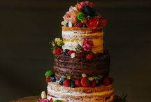 Wedding cakes / A fabulous board for some Wedding cake inspiration