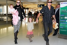 Celebrity Style: Families / by Maria Isabel Concepcion