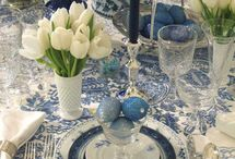 Tablescapes / Beautiful Table Decor