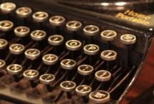 I ♥  old typewriters