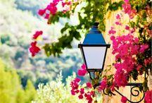 Romantik Duvarlar / Gündüz evinizi renklendirecek, geceleri romantik stilde evinizi aydınlatacak Led ışıklı tablolar burada!