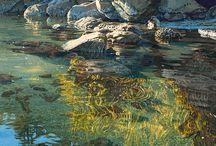 watercolor painting by Carol Evans