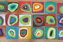 kunstproject kleuters