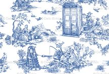 Dr who / by Tammie Bogardt