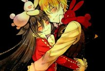 Pandora hearts #manga