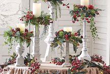 Church christmas decoration