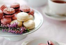Macaroons/meringues