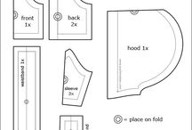 Lati Yellow patterns / A clothing pattern library for the lati yellow bjd
