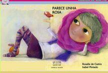 ESCRITOR@S GALEG@S / RECURSOS PARA TRABALLAR A ROSALÍA DE CASTRO, CELSO EMILIO FERREIRO, XOSÉ Mª DÍAZ CASTRO...DIRIXIDOS A EDUCACIÓN INFANTIL E 1º CICLO DE E.PRIMARIA