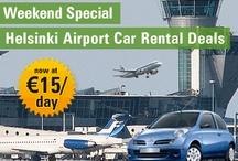 Helsinki airport car rental / Best car rental deals of helsinki airport car rental .