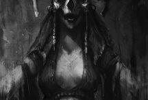 Dark art insp